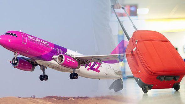 С 1 ноября, Wizz Air уменьшит габариты бесплатной ручной клади. За багаж побольше вам придётся доплачивать 7 евро