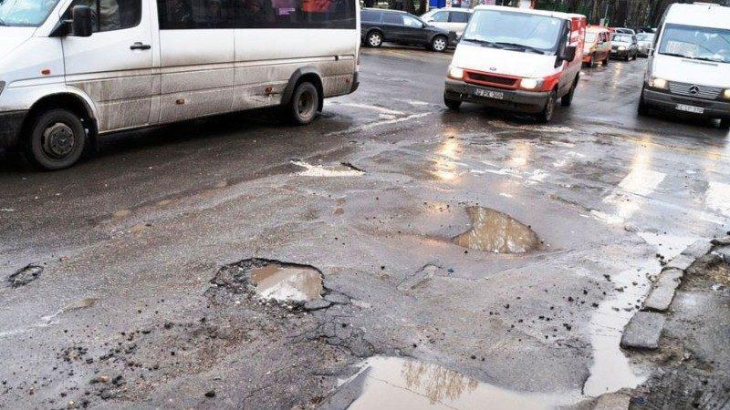 Велосипедные дорожки, уличное освещение, тротуары и современные улицы. Подпишите петицию за хорошие дороги в Кишиневе
