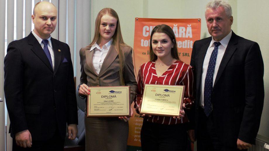 (фото) Самые лучшие студенты ASEM и USM стали обладателями почетной стипендии от Easy Credit Scholarship. Кто эти везунчики