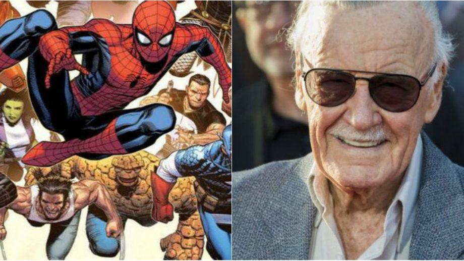 """(видео) Умер """"отец"""" таких комиксов как Человек-Паук и Люди Икс. Создатель Marvel, Стэн Ли, скончался в возрасте 95 лет"""