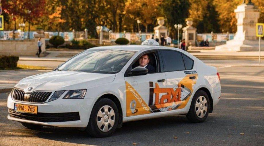 С сегодняшнего дня, пассажиры смогут найти быстрее свободное такси в Кишинэу через приложение iTaxi