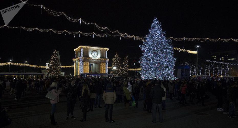 Куда поехать зимой 2019 года. Кишинэу попал в Топ 10 лучшие туристические города и курорты СНГ