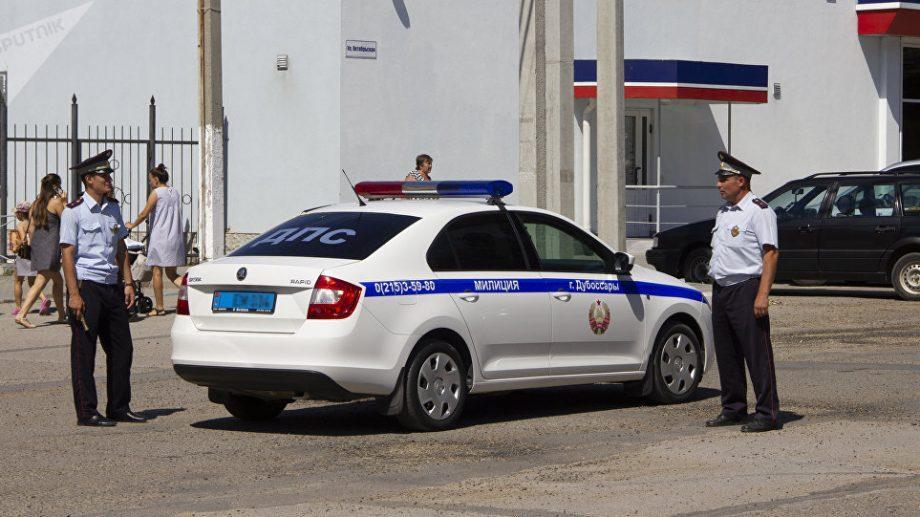 (фото) ГАИ меняет облик. Жители ПМР могут выбрать особый внешний дизайн для полицейских машин
