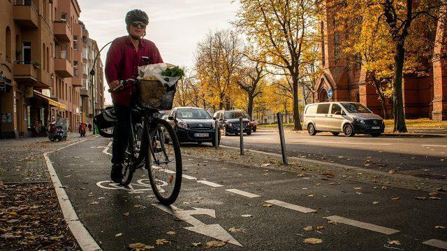 Велосипед как часть современного европейского города. Опыт Европы и молдавские перспективы