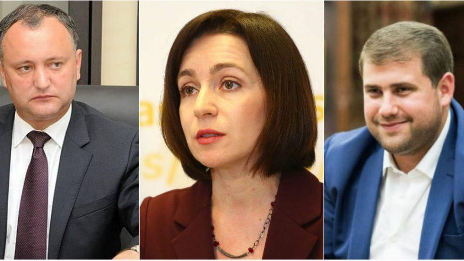 Три партии вошли бы в парламент, если в ближайшее воскресенье состоялись бы выборы. Кому люди доверяют больше всего
