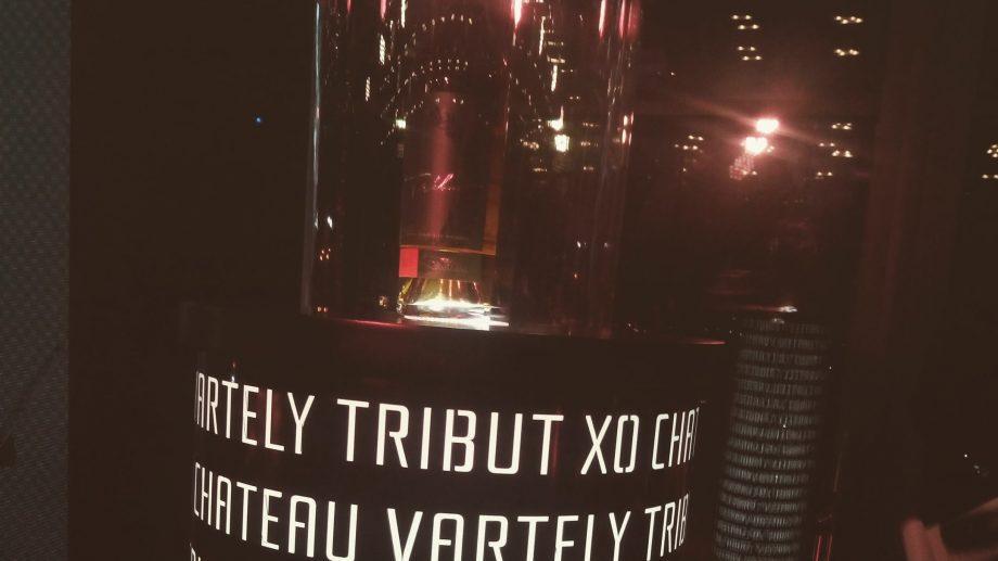(фото) Chateau Vartely выпустил на рынок эксклюзивный дивин Tribut ХО с выдержкой 7.5 лет. Сколько стоит напиток