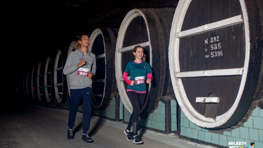 (фото) 5 удивительных фактах о подземном забеге Mileștii Mici Wine Run. Как можешь зарегистрироваться