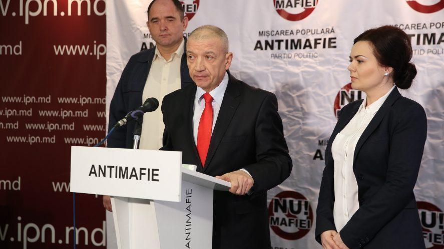 (фото) ЦИК зарегистрировал Народное Движение «Антимафия» на парламентских выборах. Кто входит в список партии