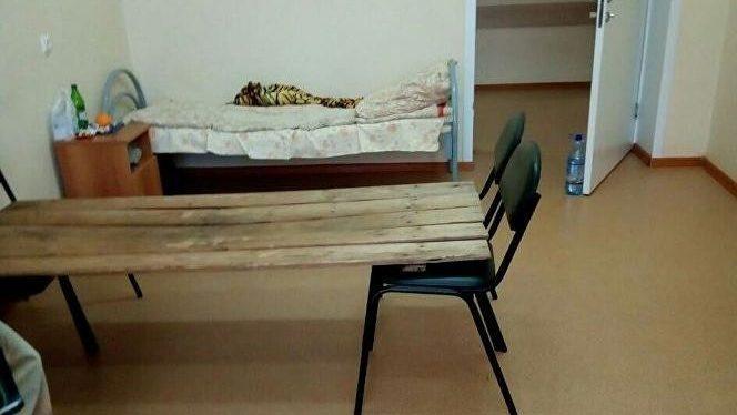 """(фото) В одной из больниц Пензенской области установили """"необычные"""" койки"""