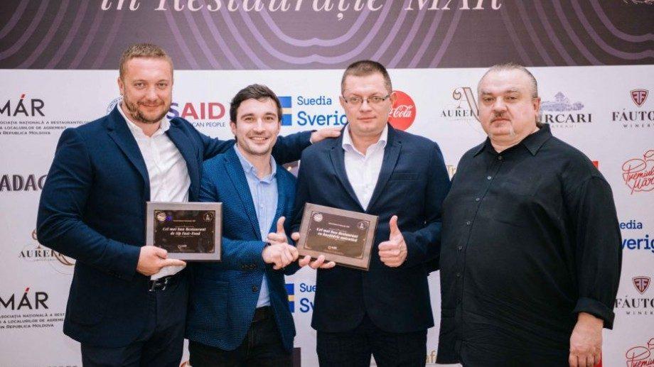 (фото) Топ ресторанов Молдовы 2019. Встречай лучших!