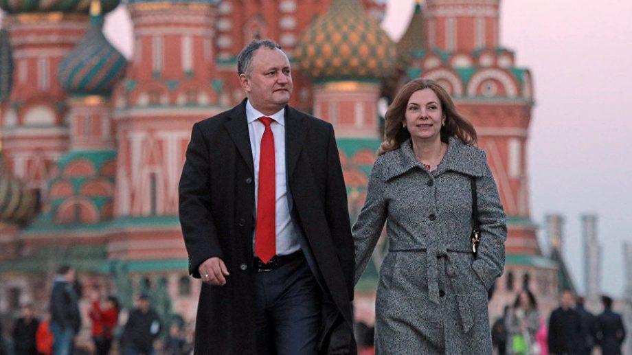 Благотворительный фонд Галины Додон, «Din Suflet», спонсируется  сыном генерального прокурора России. Сколько денег он уже перевёл на счёт