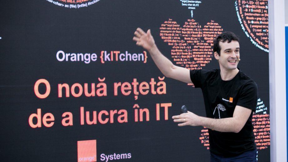 (фото, видео) Orange Systems вдохновляет IT сообщество попробовать новый рецепт работы в IT