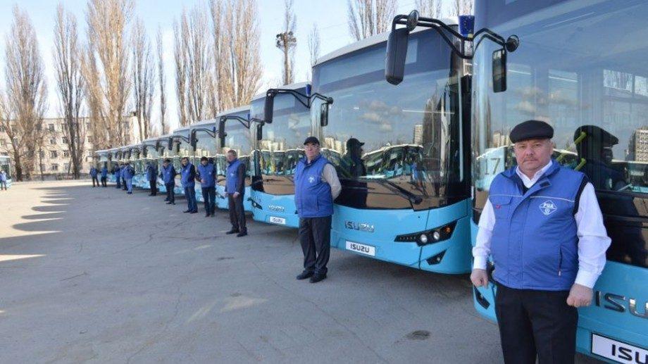 (фото) Первые 25 новых автобусов вступили на балансе примэрии. По каким маршрутам они будут ездить
