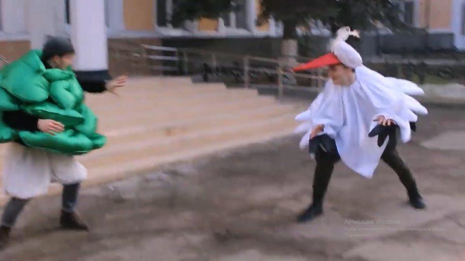 (видео) Жестокая драка случилось на ступенях роддома номер 2, в городе Кишинэу
