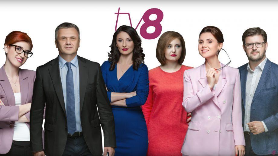 (фото, видео) TV8 запускает новый рекламный ролик про «звук цензуры»