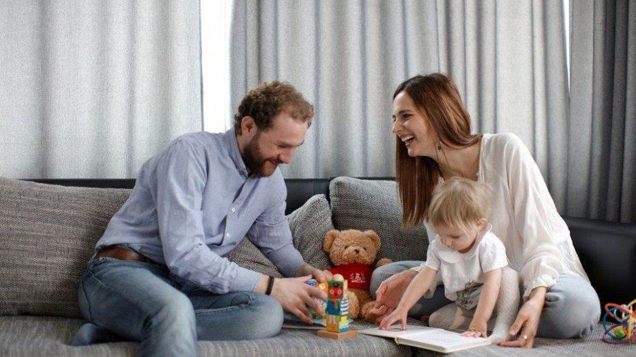 """Анна и Сергей: """"Мы хотим иметь большую, счастливую семью! И мы  убеждены, что знаем, как достичь этого"""""""