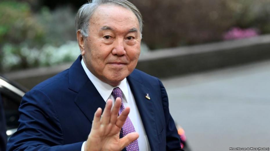 (фото) Спустя 29 лет правление страной, Назарбаев покинул пост президента Казахстана