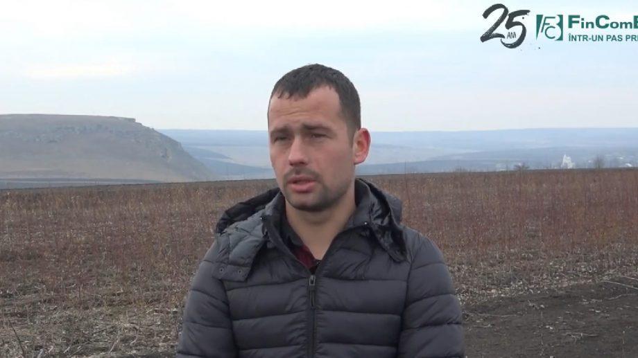 (видео) Истории успеха молодых предпринимателей в Молдове. Фруктовый сад – бизнес, созданный при поддержке FinComBank