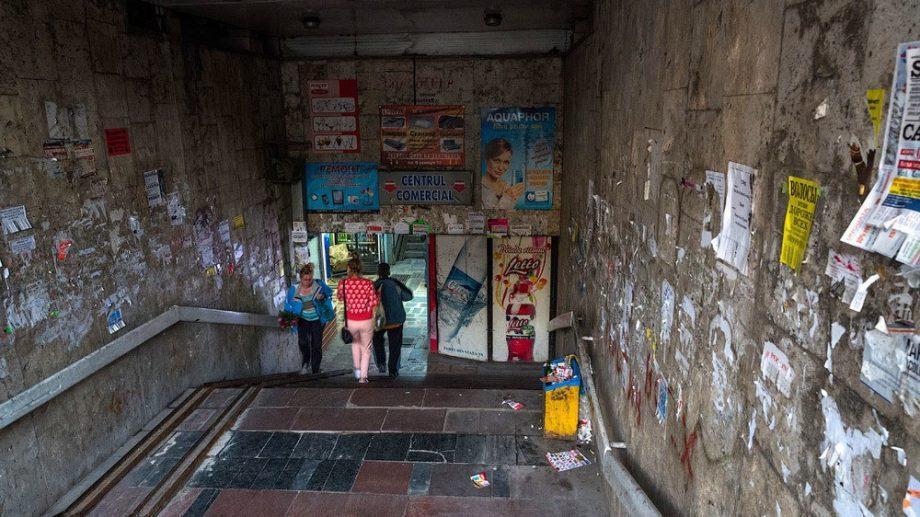В этом году, в Кишинэу, будет отремонтировано 5 подземных переходов. Стоимость проекта составит 10 миллионов лей