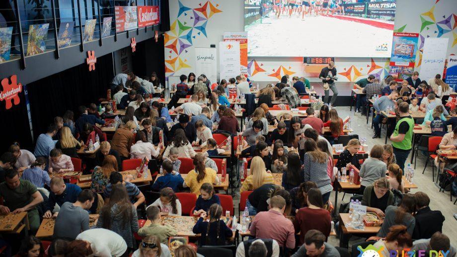 Стали известны команды-победители шестого чемпионата Puzzle Day by Castorland 2019