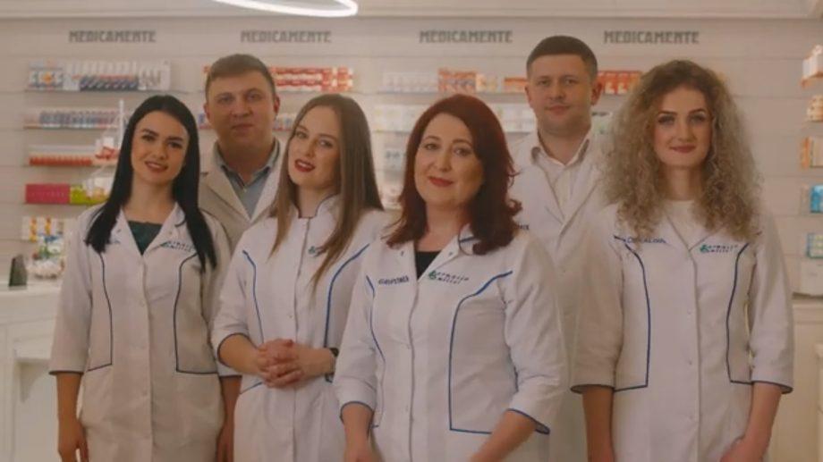(видео) Farmacia Familiei вознаграждает Вас за лояльность