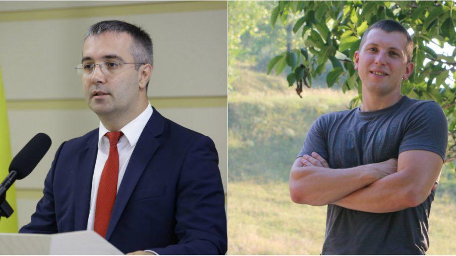 """(видео) """"Сырбу оскорбил меня, я дал ему оплеуху"""". Павел Григорчук даёт показания в полиции"""