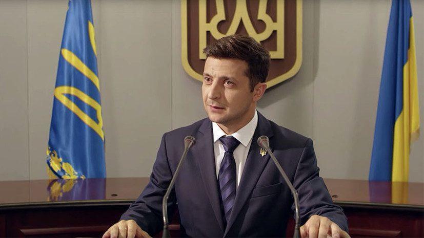 Кто такой новый украинский президент. 10 фактов о Владимире Зеленском