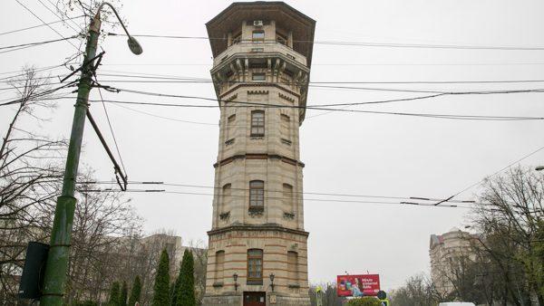 Кишинёвскую водонапорную башню можно будет посетить и в субботние дни. Сколько будет стоить вход