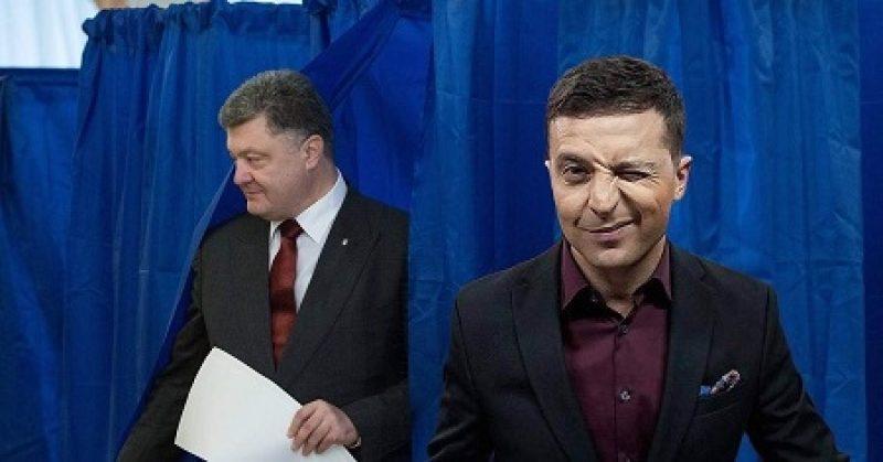 (видео) Порошенко принял вызов Зеленского провести президентские дебаты на70-тысячном стадионе