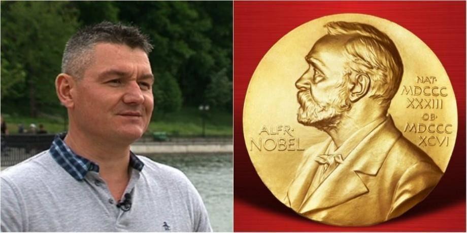 Молдавский плавец-любитель, Ион Лазаренко, примет участие на мероприятии по продвижению Нобелевской премии мира-2019
