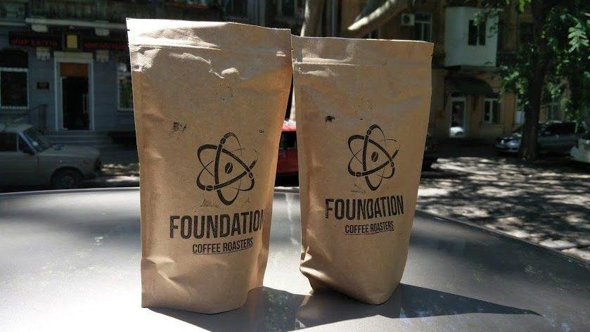 В Кишинёве открылась фирменная кофейня украинского бренда Foundation Coffee Roasters
