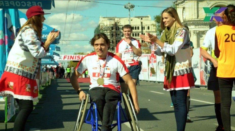 (видео) «Все возможно, а барьеры бывают только у нас в голове!» История Ильи Штефырцэ, молодого спортсмен в инвалидной коляске