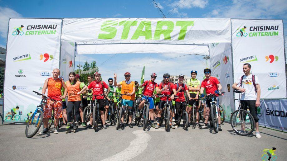 Ежегодная велогонка Chișinău Criterium пройдет уже через 10 дней. Успей зарегистрироваться