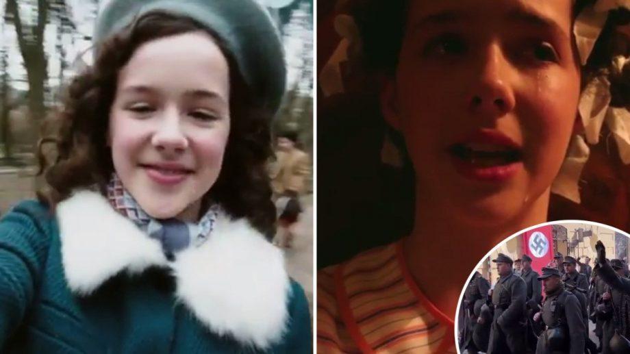 """""""Дорогой дневник, я не хочу умирать"""". В Instagram создали аккаунт девочки, погибшей во время Холокоста"""