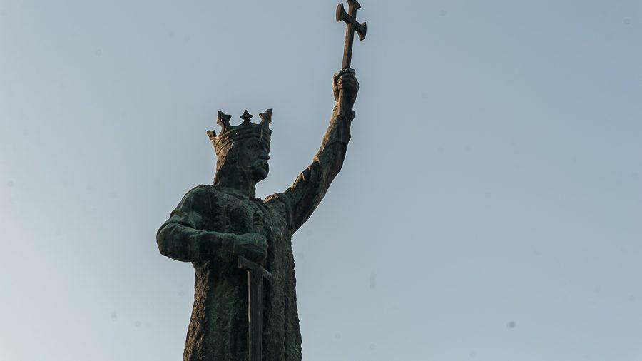 Еще в одном городе установят памятник Штефану чел Маре ши Сфынт
