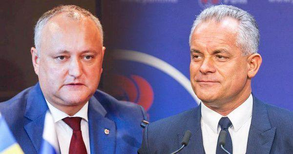 """Игорь Додон: """"Не трогайте мою семью, господин Плахотнюк."""" Президент сказал что его хотят ликвидировать"""