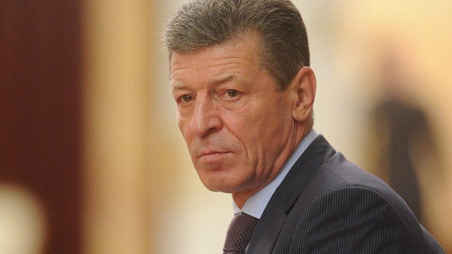 """Дмитрий Козак: """"Плахотнюк предлагал заключить тайные соглашения с ПСРМ поменять внешнеполитический вектор Молдовы с Запада на Восток"""""""