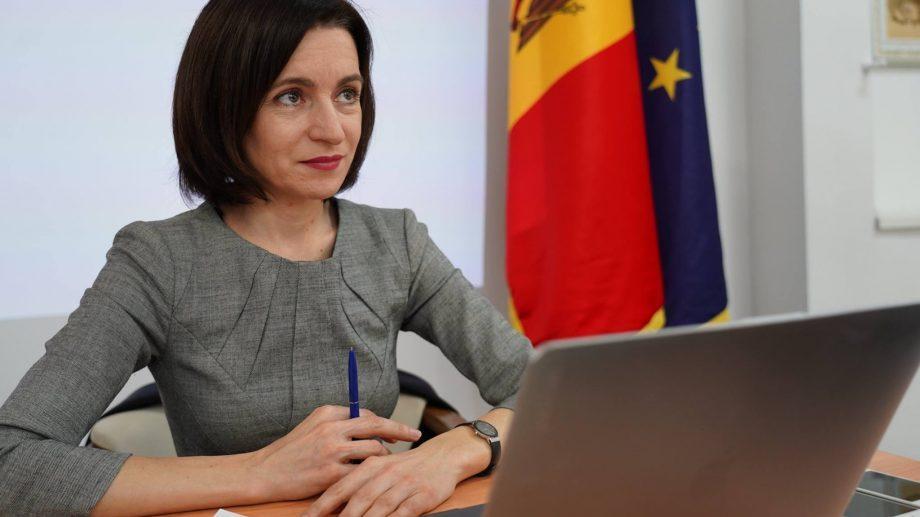 Майя Санду подала в отставку с должности депутата