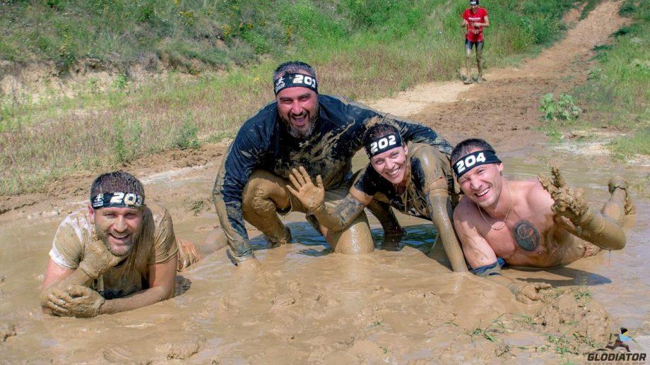 """9 мотивов принять участие в гонке года """"Glodiator Mud Race 2019"""". Регистрируйся побыстрее"""