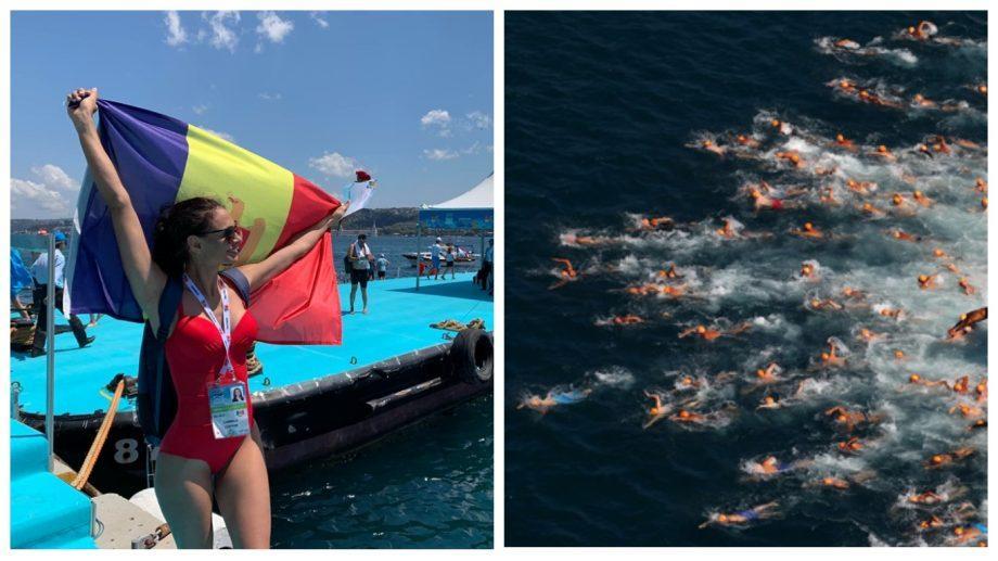 20 смельчаков из Молдовы стали участниками межконтинентального заплыва через пролив Босфор