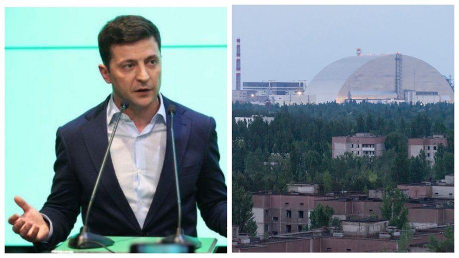Зеленский подписал указ, разрешающий туристам свободно посещать Чернобыльскую зону