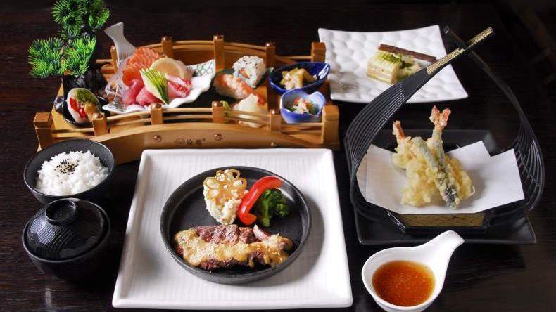 Места, где можно попробовать японскую кухню в Кишиневе