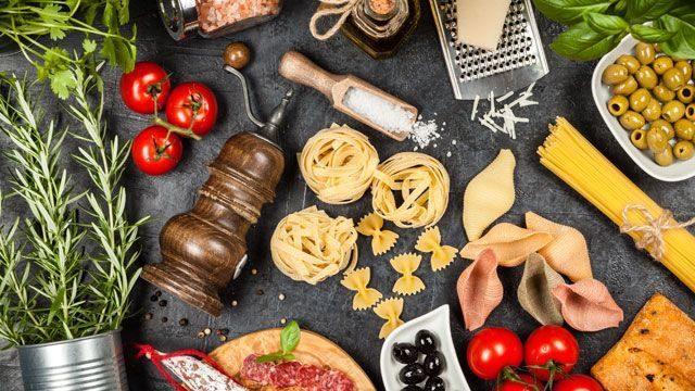 Список заведений столицы, где можно попробовать блюда итальянской кухни