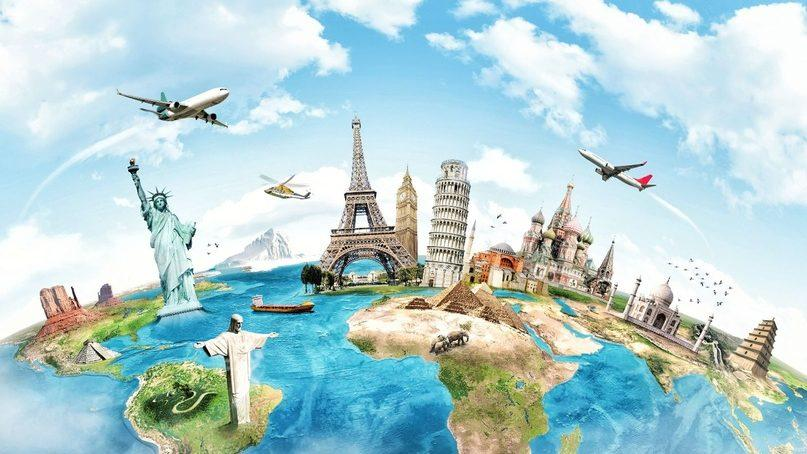 Работа мечты: владея английским на высоком уровне, можно посетить 20 стран мира за один год