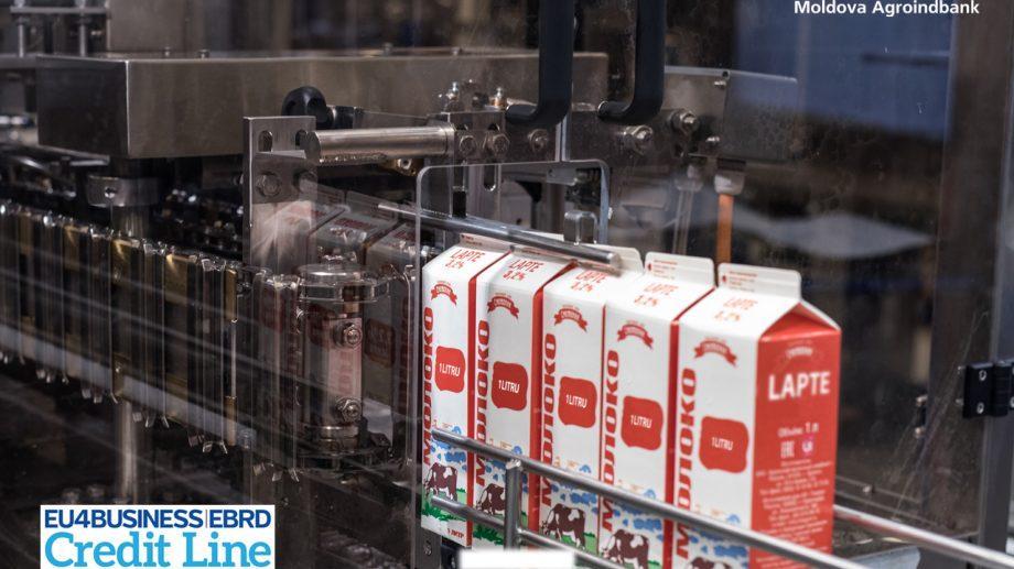 MAIB предоставляет кредиты EU4Business–ЕБРР для МСП – с грантовой составляющей и международной консультацией