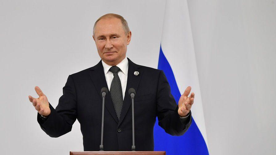 Владимир Путин у власти уже 20 лет. Чем запомнится его правление