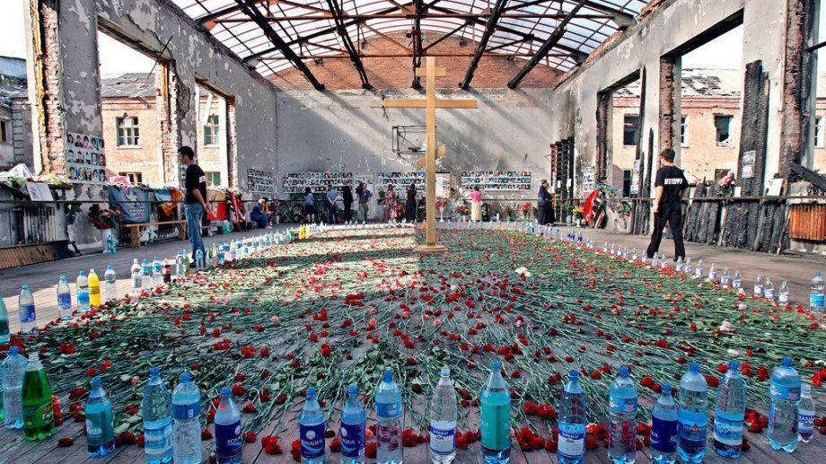 Годовщина одного из крупнейших терактов в мире. Вышел фильм в честь 15-летия содня трагедии в Беслане