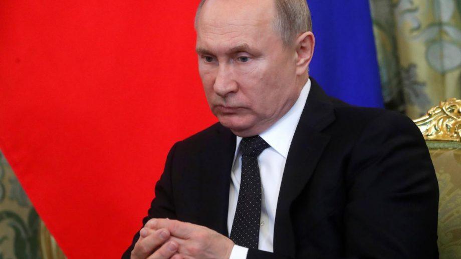 Как протесты в Москве повлияли на электоральный рейтинг Путина