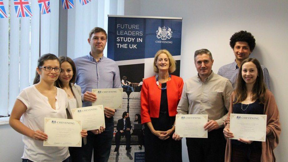 Объявлен международный конкурс на получение стипендий Chevening для обучения в Великобритании