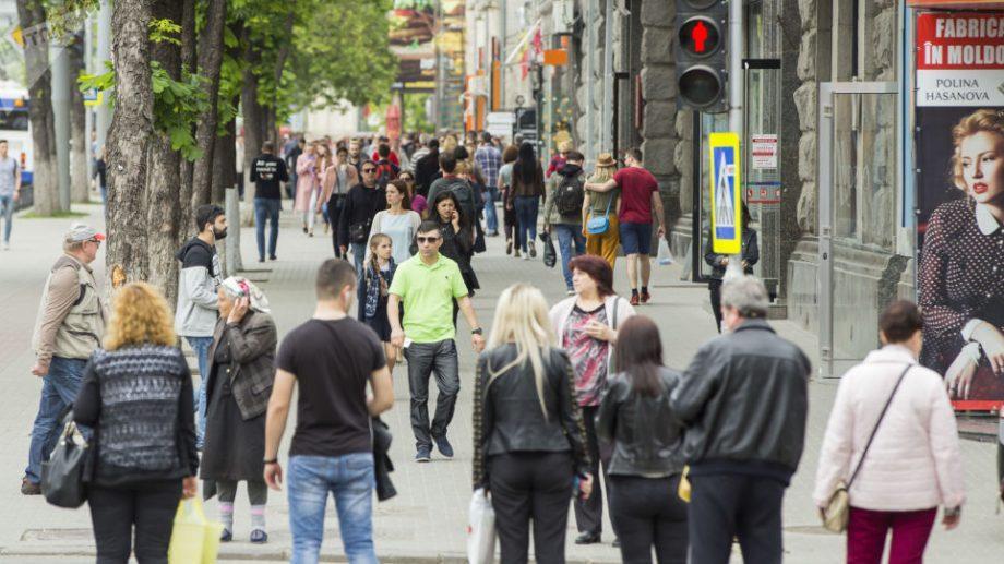 Результаты опроса: только 22,6% граждан Молдовы поддерживают действия коалиции ACUM-ПСРМ